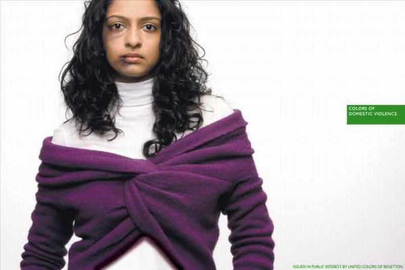 Kampania przeciwko biciu kobiet