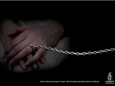 Reklama społeczna w obronie kobiet