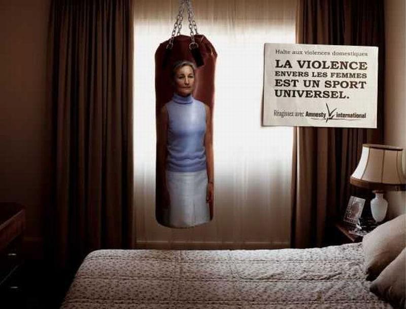 Przeciw przemocy