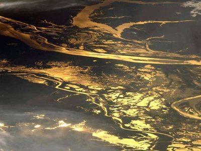 Amazonka widoczna z kosmosu