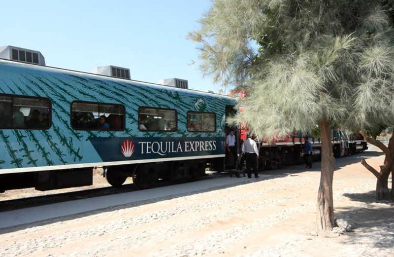 SkładTequila Express przed wyruszeniem w trasę