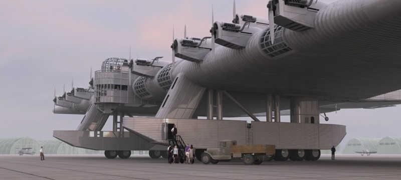 Widok z boku samolotu K-7