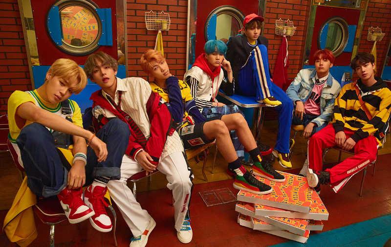Zespół muzyczny BTS