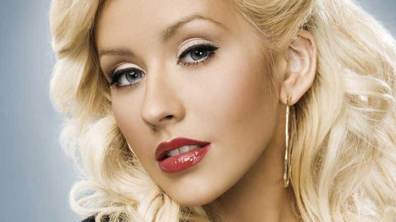 Spojrzenie Christina Aguilera