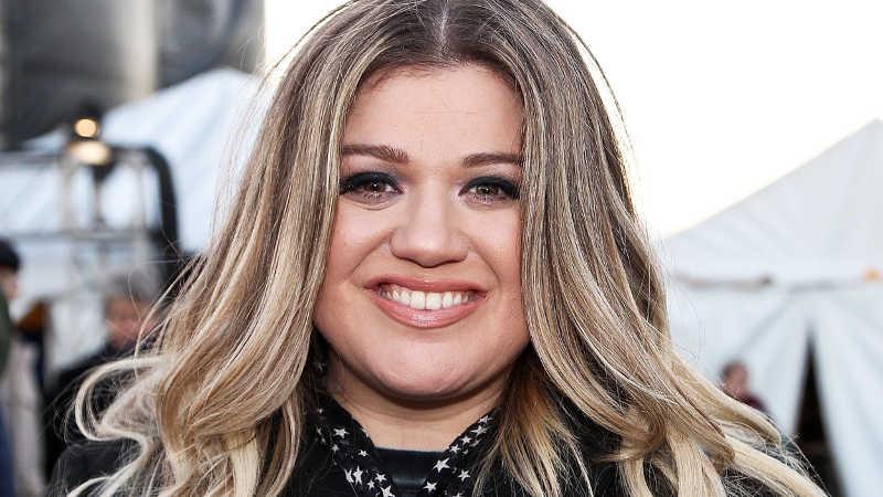 Piosenkarka Kelly Clarkson