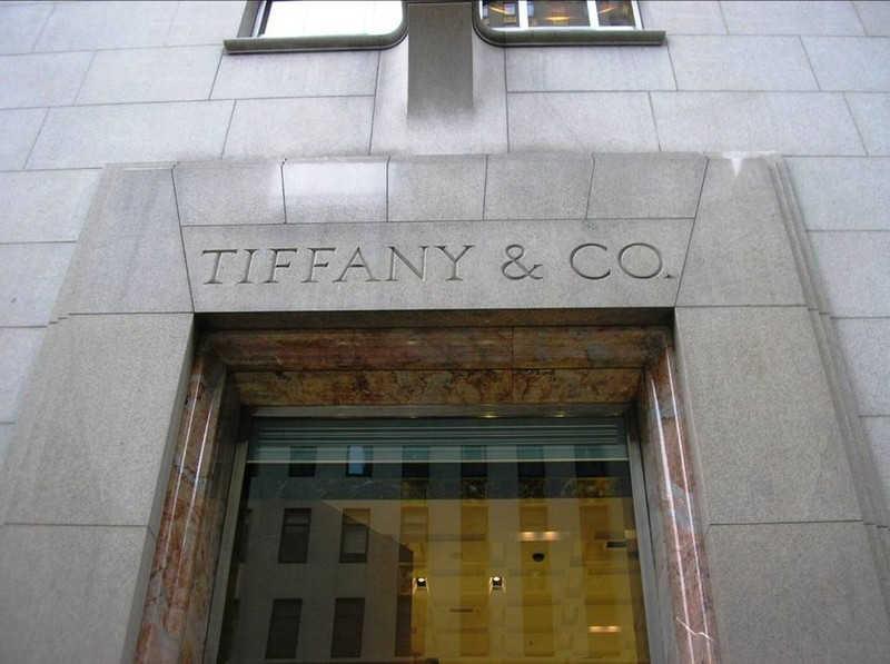 Budynek Tiffany w Nowym Jorku