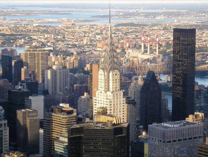 Miejskie wieżowce w USA