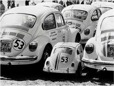 Stare auta garbusy